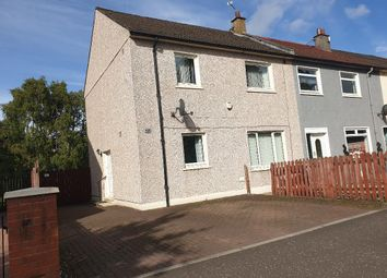 Thumbnail 3 bed end terrace house for sale in Shieldhall Road, Glasgow