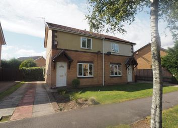 Thumbnail 2 bed semi-detached house for sale in Pilots Way, Victoria Dock, Hull
