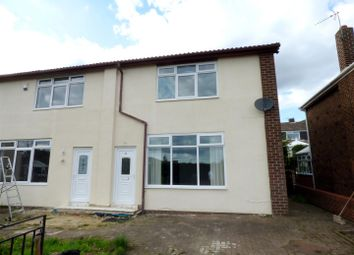 Thumbnail 2 bed semi-detached house to rent in Bowes Lea, Shiney Row, Houghton-Le-Spring