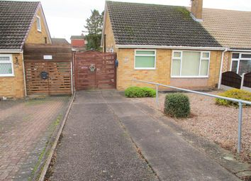 Thumbnail 2 bed semi-detached bungalow for sale in Wyndale Drive, Ilkeston