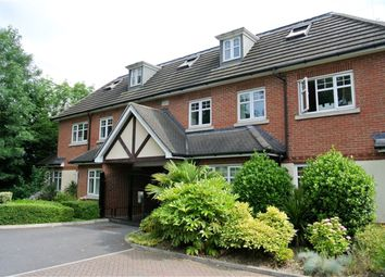 Thumbnail 2 bed flat to rent in Oakdene House, Brighton Road, Addlestone, Surrey