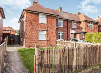 Thumbnail 2 bed end terrace house for sale in Maltby Road, Mansfield
