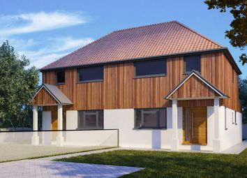 Thumbnail 3 bed semi-detached house for sale in Rough Common Road, Canterbury