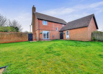 Thumbnail 4 bedroom detached house for sale in Gaddesden Crescent, Wavendon Gate, Milton Keynes