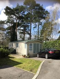 2 bed mobile/park home for sale in St Leonards, Dorset BH24