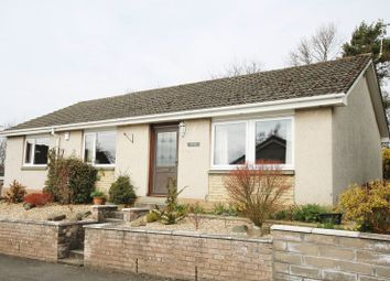 Thumbnail 3 bed detached bungalow for sale in Rossie Park Drive, Inchture, Perth