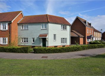 Thumbnail 4 bed semi-detached house for sale in Mallard Crescent, Sittingbourne