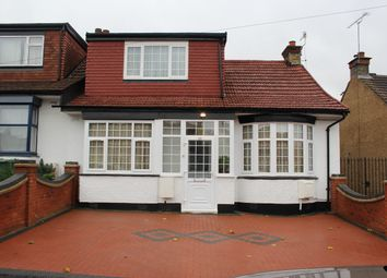 Thumbnail 3 bed semi-detached house for sale in Mark Avenue, Chingford London