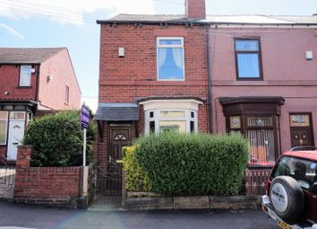Thumbnail 3 bedroom end terrace house for sale in Carrville Road, Sheffield