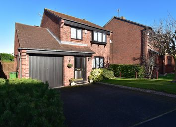 Thumbnail 3 bed detached house for sale in Monnow Close, Droitwich, Worcestershire
