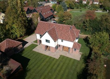 Thumbnail 5 bed detached house for sale in Priory Farm Yard, Hunsdon Road, Widford, Herts