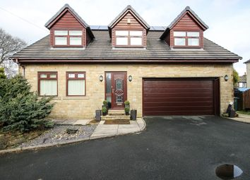 Thumbnail 4 bed detached house for sale in Highgate Road, Queensbury, Bradford