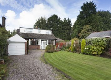 Thumbnail 3 bed bungalow for sale in Woodland Avenue, Widnes