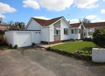 Thumbnail 3 bed detached bungalow for sale in Luscombe Close, Ipplepen, Newton Abbot