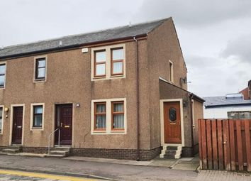 Thumbnail 2 bed end terrace house for sale in Kilmarnock Road, Mauchline, East Ayrshire