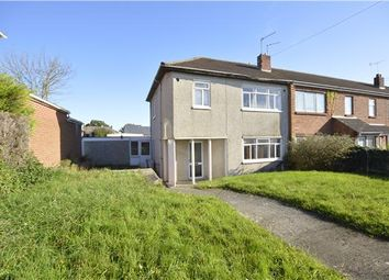 Thumbnail 3 bed end terrace house for sale in Bell Road, Coalpit Heath, Bristol