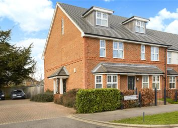 Thumbnail 3 bed end terrace house for sale in Park Farm Court, 7 Plough Road, Epsom, Surrey