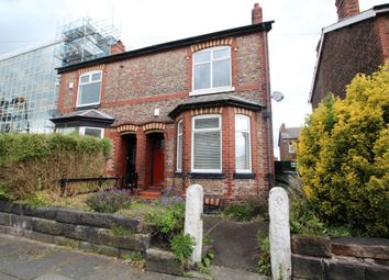 Thumbnail 3 bed semi-detached house to rent in Harcourt Road, Altrincham