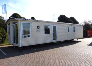 Thumbnail 3 bed mobile/park home for sale in Combe Haven Holiday Park, Hastings