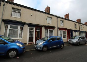 Thumbnail 2 bed terraced house for sale in Dixon Street, Stockton-On-Tees