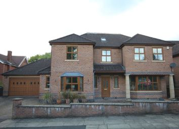 Thumbnail 5 bed detached house for sale in Northdene Drive, Bamford, Rochdale