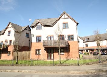 Thumbnail 2 bed flat to rent in 1 Village Close, Weaverham, Northwich, Cheshire