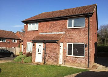 Thumbnail 2 bed semi-detached house to rent in Oldberg Gardens, Basingstoke