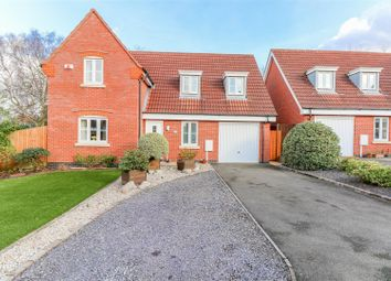 Thumbnail 3 bed detached house for sale in Off Exminster Road, Crediton Close, Coventry