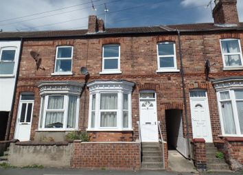 Thumbnail 3 bed terraced house for sale in Victoria Terrace, Lincoln