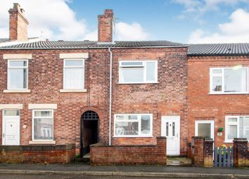 2 bed terraced house for sale in Charles Street, Leabrooks, Alfreton DE55