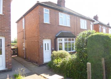 Thumbnail 2 bedroom semi-detached house to rent in Trowell Grove, Trowell