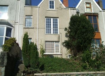 Thumbnail 2 bedroom flat to rent in Woodlands Terrace, Mount Pleasant, Swansea