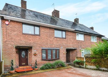 Thumbnail 3 bedroom terraced house for sale in William Avenue, Eastwood, Nottingham