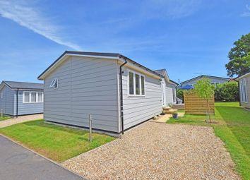 2 bed mobile/park home for sale in Golden Cross, Hailsham BN27