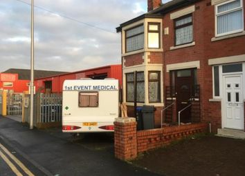 Thumbnail 3 bedroom end terrace house for sale in Mowbray Drive, Blackpool, Lancashire