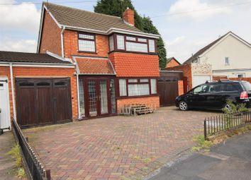 3 bed link-detached house for sale in Sandringham Avenue, Willenhall WV12