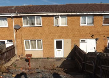Thumbnail 3 bed terraced house for sale in Bardsey Gardens, Nottingham