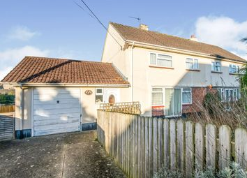 Thumbnail 2 bed semi-detached house for sale in Foxhill, Axminster