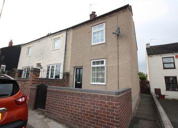 Thumbnail 2 bedroom semi-detached house for sale in Congleton Road, Talke, Stoke-On-Trent