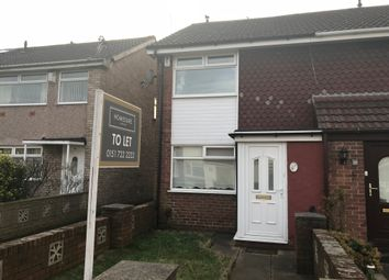 Thumbnail 2 bed town house to rent in Pauline Walk, Fazakerley, Liverpool