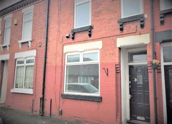 Thumbnail 3 bed terraced house to rent in Swallow Street, Longsight, Manchester