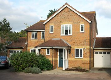 Thumbnail 3 bed semi-detached house for sale in Sherbourne Gardens, Shepperton