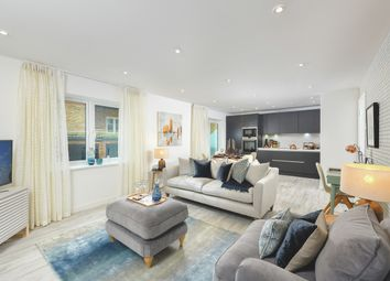 Thumbnail 2 bed flat for sale in Eden Road, Dunton Green, Sevenoaks
