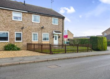 Thumbnail 2 bed semi-detached house for sale in Croft Park Road, Littleport, Ely