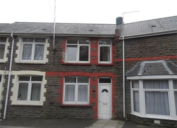 Thumbnail 3 bedroom terraced house for sale in High Street, Llanhilleth, Abertillery