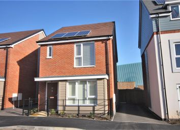 Thumbnail 3 bed detached house for sale in Buckthorn Road, Coalville