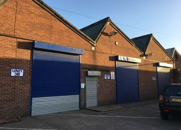 Thumbnail Light industrial to let in Over 7, 000 Sq Ft Light Industrial/Storage Space, Nottingham