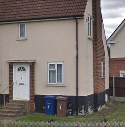 Thumbnail 2 bed shared accommodation to rent in Hall Road, Aveley, South Ockendon