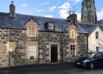 Thumbnail 2 bed cottage for sale in Burrell Street, Comrie