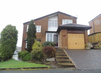 Thumbnail 4 bedroom detached house for sale in Hillside Close, Disley, Stockport